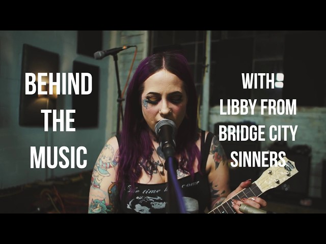 BRIDGE CITY SINNERS - Interview with Libby lux - BRIDGE CITY SESSIONS
