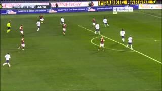 Michael Bradley (Roma vs. Fiorentina)