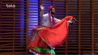 زیر چتر عید - صحنه های جالب - نمایش ویژه اسپک بازی