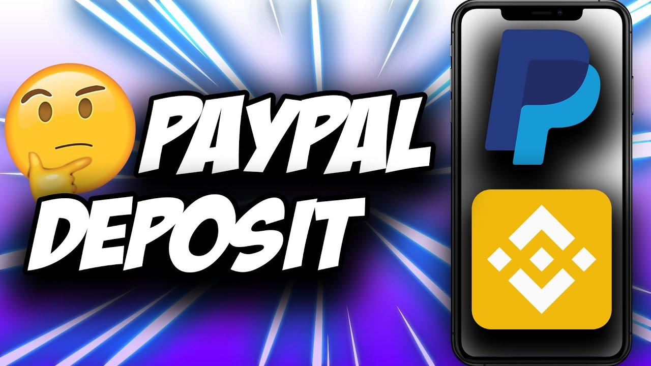 binance card paypal