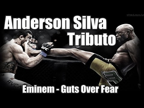 Anderson Silva - Eminem - Guts Over Fear