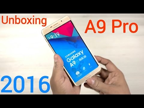Samsung A9 Pro Unboxing and Full Review [HINDI]