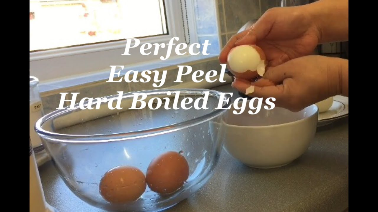 How To Make Perfect Hard Boiled Eggs Easy To Peel  Unboxing Swan Egg  Boiler And Poacher  # 7
