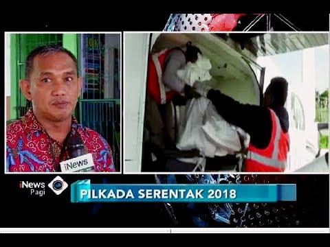 Persiapan Pencoblosan Pilgub Papua 2018 - INews Pagi 27/06