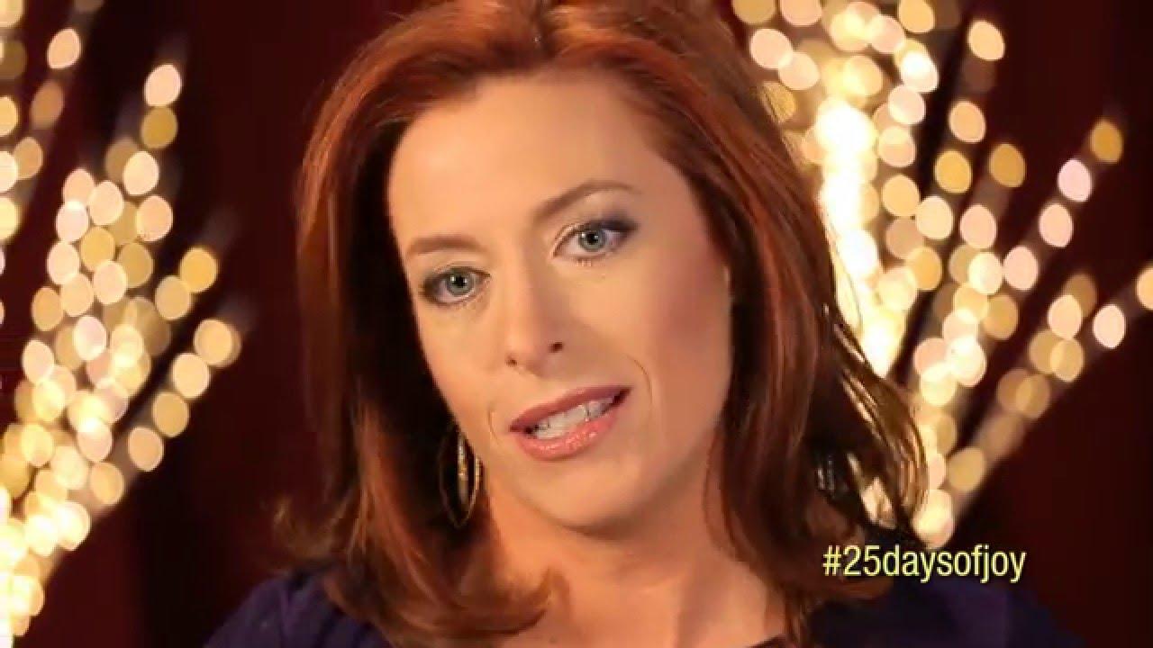 25 Days of Joy: Sarah Simmons - YouTube