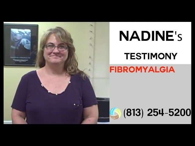 Nadine's Success Story with Fibromyalgia