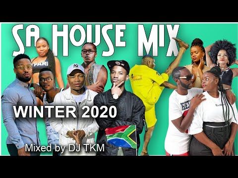 "South African House Music Mix 2020 ""Winter"" 