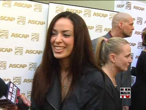 Cindy Gomez at ASCAP Pop Music Awards 2009