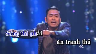 Bảo Lộc & Hồng Loan - Vợ Người Ta (Karaoke)