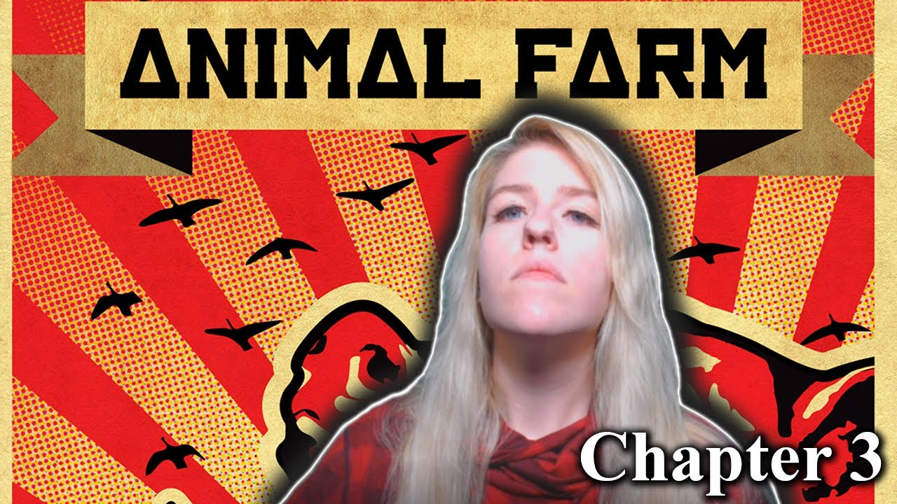 FOUR LEGS GOOD. TWO LEGS BAD. | Animal Farm (Part 3)