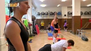 Kruhový trénink ve FIT BIKE Ostrava