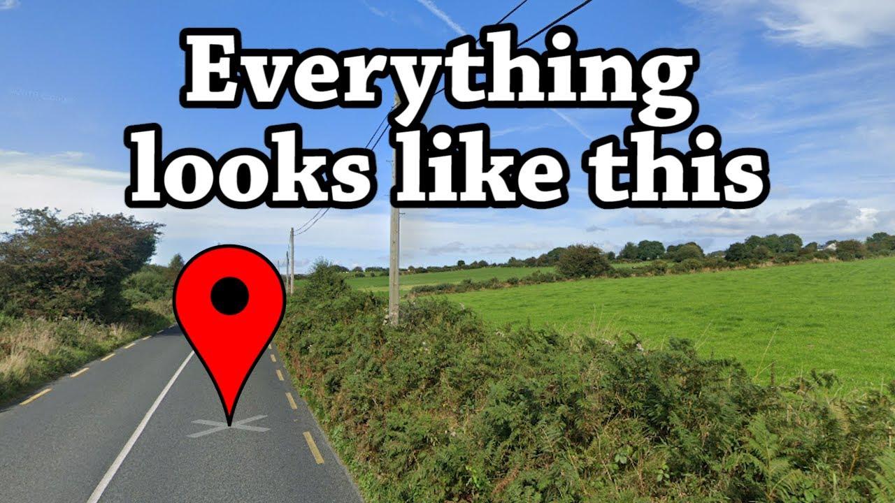 Three Irish Youtubers play Irish Geoguessr together