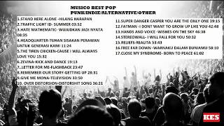 BEST INDONESIA POP PUNK INDIE ALTERNATIVE OTHER 2016  NOT ABOUT POPULAR BUT ITS ABOUT GREAT SONG.