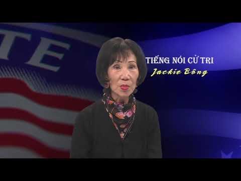 Good Morning Washington D.C.: Tiếng Nói Cử Tri Với Jackie Bông