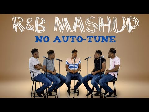 Old and New School R&B Mashup (No AutoTune)