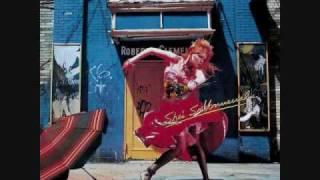 CYNDi LAUPER --- WiTNESS