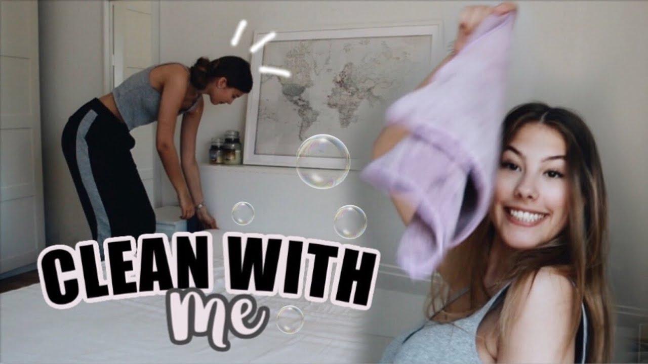 Clean with me I Shalina Chantal