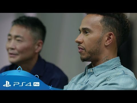 Gran Turismo Sport | Lewis Hamilton – GT Memories | PS4 Pro
