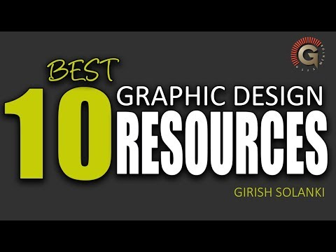 10 Best Graphic Design Resources- Photos- Fonts- Graphic Tools and More
