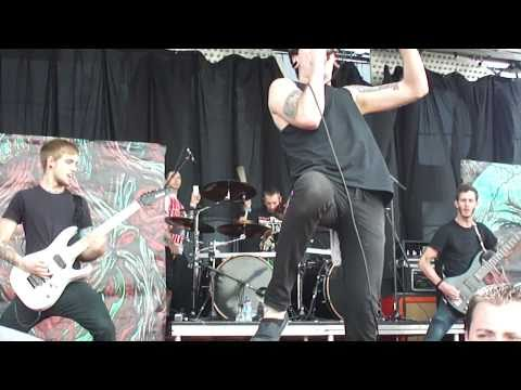 Chelsea Grin - The Human Condition at The Bamboozle 2011 (1)