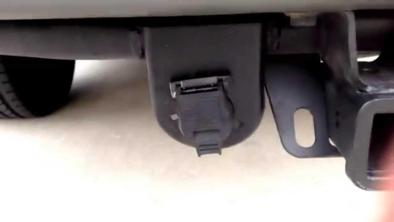 medium resolution of 2003 chevrolet suburban trailer auxillary 12v 7 pin fix