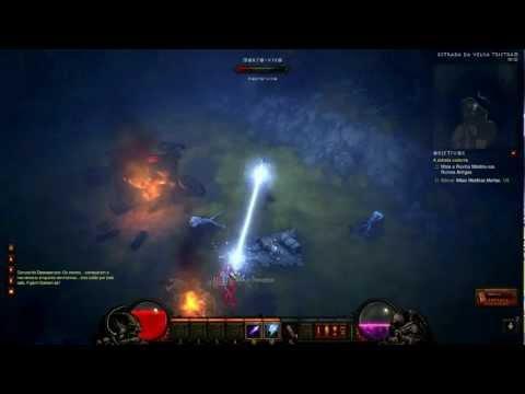 Diablo 3 // Standard Edition // Primeiras Quest´s // Arcanista