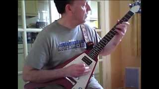 Wishbone Ash - Real Guitars Have Wings Guitar Cover