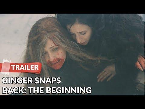 Ginger Snaps Back: The Beginning 2004 Trailer | Emily Perkins