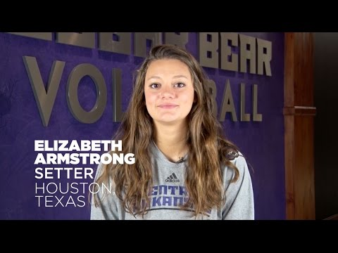 Volleyball: Meet Elizabeth Armstrong