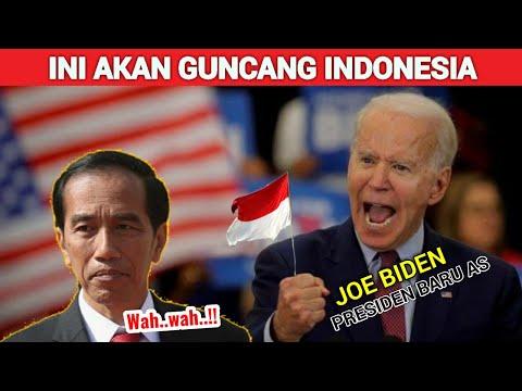 HeBoh.! PresiDeN Baru AS Joe BideN Lakukan iNi Ke INDONESIA ,