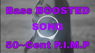 50 Cent-P.I.M.P (Tiktok song) Remix🔊🔊