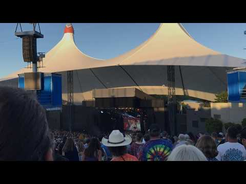 Traveling Rock Theater saw Dead & Company at Shoreline Amphitheatre (Mountain View,Ca)