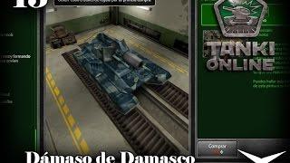 13.Compritas (Tanki Online) // Gameplay Español