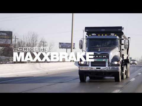 Mack mDRIVE - MaxxBrake