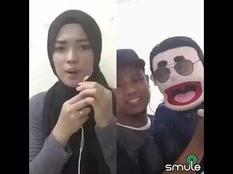 Gaman & Fatin AF5 - Bayangan Gurauan [SMULE]