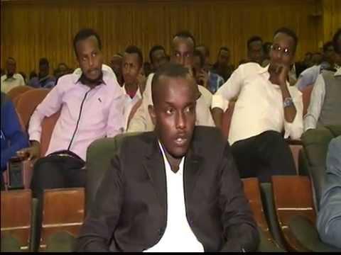 Khartoum Munaasabad qurux badan ay qabsadeen Aqoonyahanada G. Bari - Sudan.
