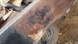 Ep 1 of 1965 Pontiac LeMans Restoration (Extracting the car)