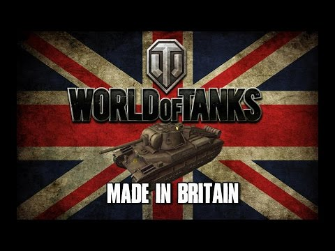 World of Tanks - Made in Britain