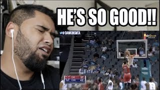 I'M CRYING! THIS MAN WILL SAVE THE CHICAGO BULLS! ZACH LaVINE 26 PTS IN 3 QTRS HIGHLIGHTS REACTION!