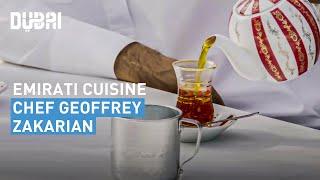 A taste of Emirati cuisine with Geoffrey Zakarian | Dubai Food Festival