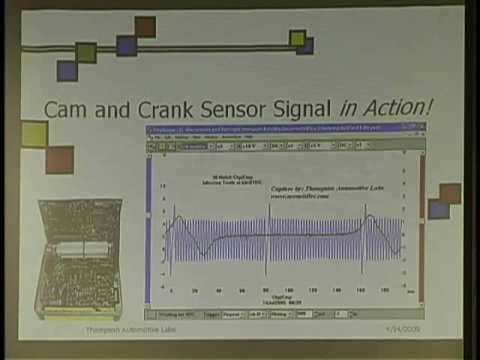Cam and Crank Sensor Diagnostics - YouTube