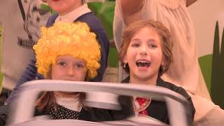 Съемка детского клипа на день рождения Таис