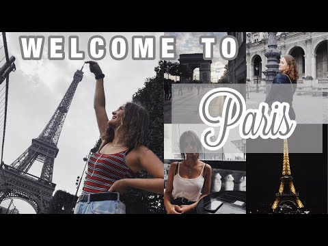 TRAVEL VLOG: PARIS, FRANCE