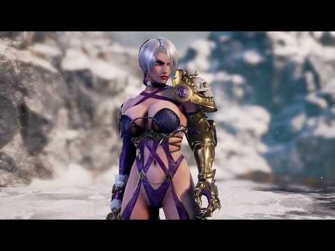 SOULCALIBUR VI  Ivy Character Reveal  PS4, X1, PC