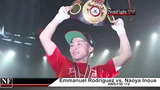 Emmanuel Rodríguez vs. Naoya Inoue (AMB/FIB 118) DAZN