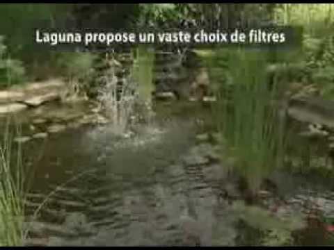 Choisir un filtre pour bassin avec laguna youtube - Bassin avec un pneu pau ...