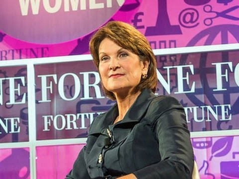 Lockheed Martin CEO on career as the company's first female leader