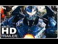 PACIFIC RIM 2 Trailer Extended 2018 mp3