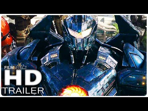 Download Youtube: PACIFIC RIM 2 Trailer (Extended) 2018