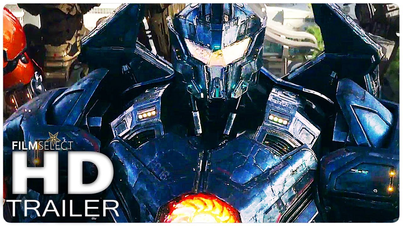 Pacific Rim 2 Trailer Extended 2018 Youtube